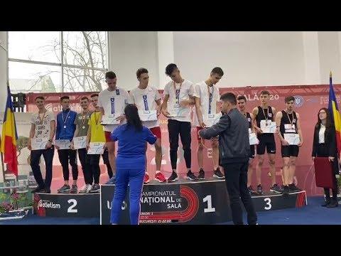 Atleții școlari sunt campioni naționali