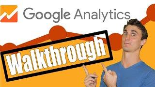 Google Analytics Tutorial with Step by Step Walkthrough