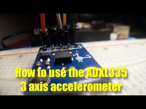 Accelerometer Sensor - Accelerometer Latest Price