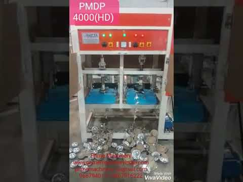 Automatic Single Die Dona Making Machine