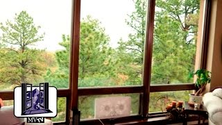 MVTV - Castle Butte Residential New Build: Master Bedroom Windows