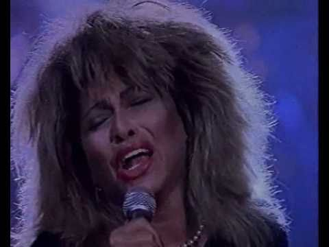 Tina Turner Two people Live