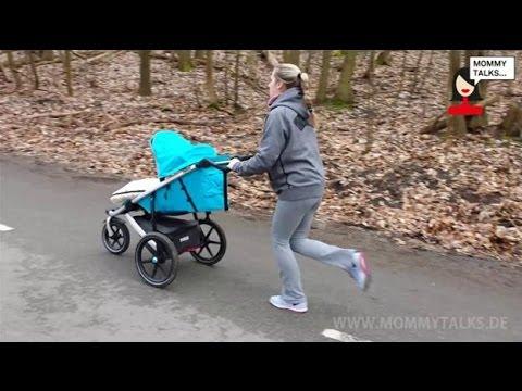Thule Urban Glide Buggy Bewertung video
