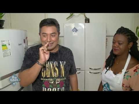 [SABOR DA GENTE] Chef Wellington prepara Torta Chocolate Power na Boa Vista