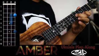 """Amber"" (311) Ukulele Play-Along!"