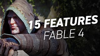 15 Things I Want To See In Fable 4 - Open World, Mounts, Factions + More