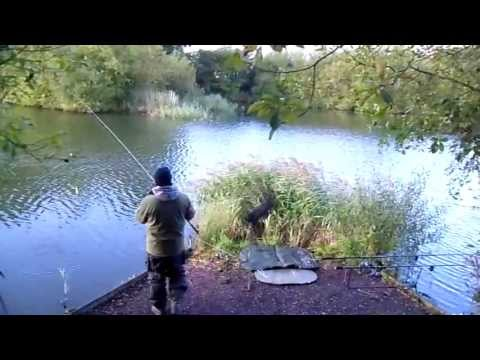 Pike Fishing at Brandesburton 3&4 Pond (Hull & District Angling Association)