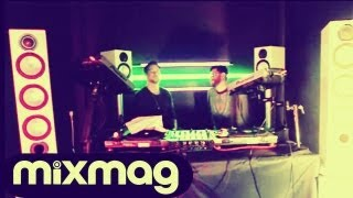 Soul Clap - Live @ The Lab LDN, EFunk Album Preview 2012