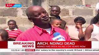 Dire health situation in Nakuru slum