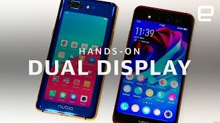 Vivo NEX Dual Display Edition Hands-On