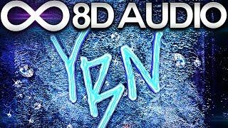 YBN Nahmir   Pain Away Ft. YBN Cordae 🔊8D AUDIO🔊