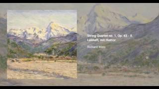 String Quartet no. 1, Op. 43