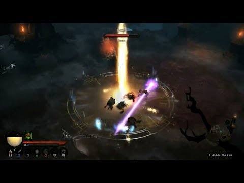 Видео № 1 из игры Diablo III (3 ) Reaper of Souls. Ultimate Evil Edition [PS4]