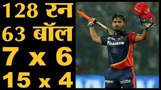 IPL 2018   Match 42   DD v SRH   Dhawan और Williamson ने Rishabh Pant की Century पर पानी फेरा