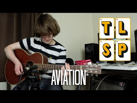 Aviation - The Last Shadow Puppets Cover