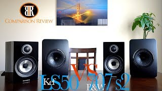 KEF LS50 Vs. B&W 707 S2 Comparison Review