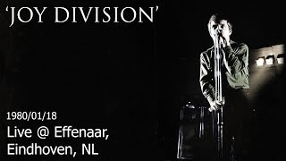 Joy Division - Digital, New Dawn Fades, Colony, Autosuggestion (live)