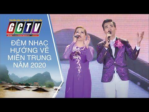 MƯA CHIỀU MIỀN TRUNG - NHẬT TRUNG & MỸ PHƯỢNG [GCTV - ĐÊM NHẠC HƯỚNG VỀ MIỀN TRUNG 2020]