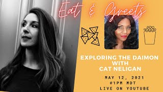 EXPLORING THE DAIMON IN ASTROLOGY WITH CAT NALIGAN