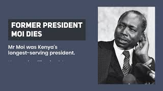 The Year 2020 has been very unfair to Kenyans