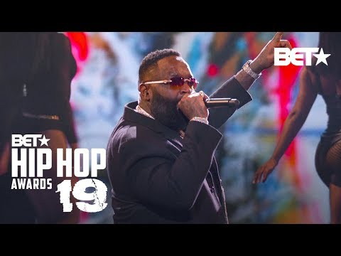 Rick Ross & T-Pain Hit Stage To Perform Maybach Music, Boss & More! | Hip Hop Awards '19