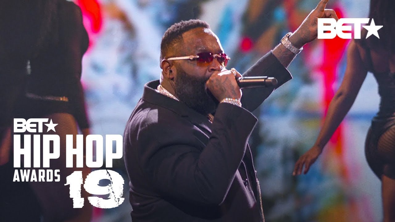 Rick Ross & T-Pain Hit Stage To Perform Maybach Music, Boss & More! | Hip Hop Awards '19 Screenshot Download