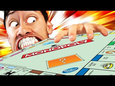 YOU'RE TEARING THIS FAMILY APART!!   Monopoly