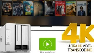 TerraMaster NAS Quad Core 4K Transcoding Media Server Personal Cloud Storage Review, The F2 210 is a
