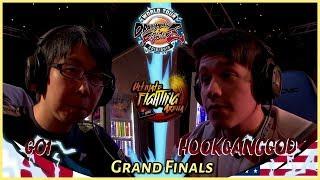 DBFZ World Tour: Ultimate Fighting Arena 2018 (Grand Finals) GO1 Vs HookGangGod