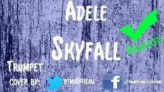 Trumpet Cover ~ Adele - Skyfall [requested]