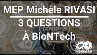 Vaccins COVID19 : 3 questions au vice-président de BioNTech