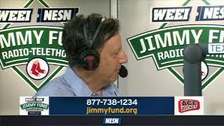 WEEI/NESN Jimmy Fund Radio-Telethon: Tom Werner
