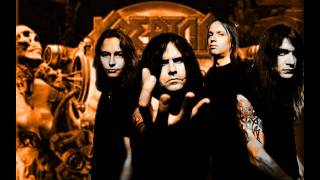 Kreator - Enemy Of God (Bass, Drums And Vocals Only) (HD)