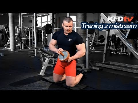 Mięśni kobieta 3d