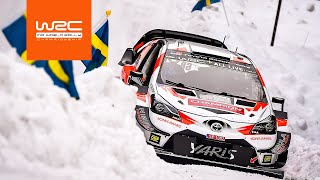 WRC - Rally Sweden 2020: Preview Clip