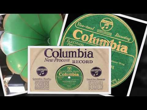 Polish 78rpm recordings, 1928. COLUMBIA 18263-F. Muzyka góralska. Powiedz że mi dziewcze