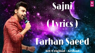 Farhan Saeed - Jal - The Band - Official Lyrics   - YouTube