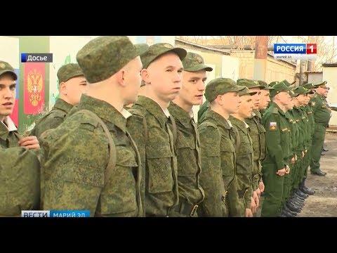 Будущих призывников обяжут вставать на воинский учет по месту фактического проживания