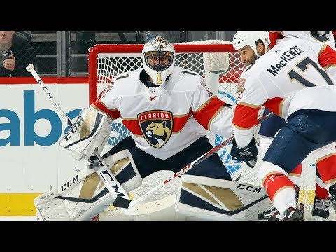 Luongo Gives Moving Speech Before Florida Game