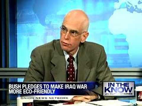Válka v Iráku přátelská k životnímu prostředí?