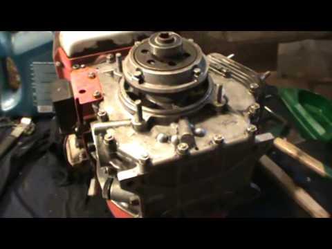 Ремонт двигателя УМЗ-341, от самодельного минитрактора на базе мотоблока АГРО. Часть №2.