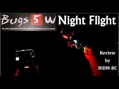 MJX 5W B5W Night Flight