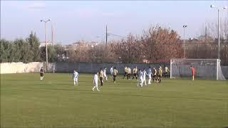 Γ εθνική, 3ος Όμιλος, 12 Αγωνιστική: Ηρακλής Λάρισας-ΑΕ Καρίτσας 2-0 (08/12/2019)