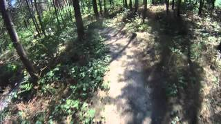 preview picture of video 'XC Loop Part 2 Bedgebury Mountain Bike Trail Centre Kent'