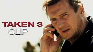 Taken 3 | 'Good Luck' | Clip HD