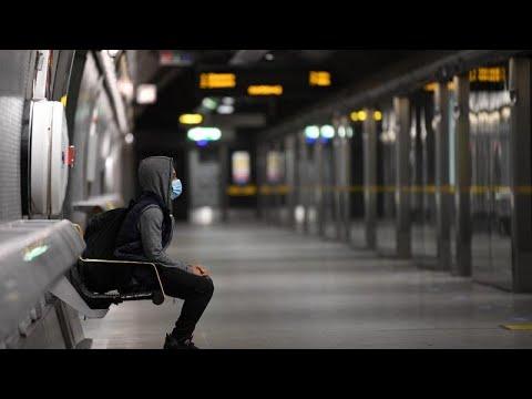 Το μετρό την εποχή της πανδημίας