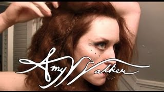 Halloween Makeup | Amy Walker