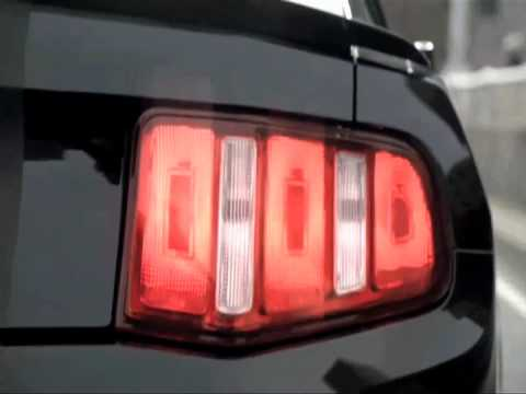 Ford Commercial for Ford Mustang (2010) (Television Commercial)