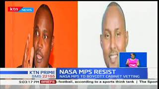 NASA refutes to vet Jubilee select House committee nominees terming the list illegitimate
