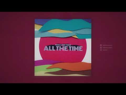Miyagi & Andy Panda - All The Time (Official Audio)